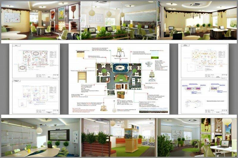 Хорошая презентация для архитекторов и дизайнеров