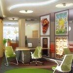 Дизайн интерьера офиса MARS Санкт - Петербург
