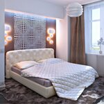 Дизайн интерьера спальни в современном стиле